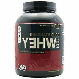 Optimum Nutrition 100% Whey Gold Standard Double Rich Chocol