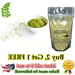 1lb Moringa Oleifera Leaf Powder 100% Pure Natural Organic S