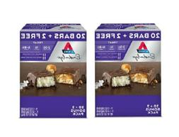 2 PK Atkins Endulge Treat Low carb Snack Bar Variety Pack