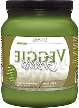 Ultimate Nutrition Vegetable Greens Super Food Powder | 64 S