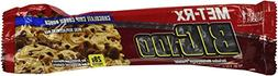 MET-Rx Big 100 Meal Replacement Bar, Chocolate Chip Cookie D