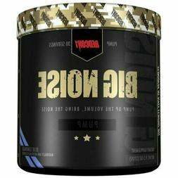 REDCON1 BIG NOISE 30 Servings N.O PUMP Formula Pre-workout A