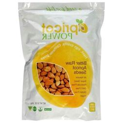 Apricot Power Bitter Raw Seeds 32oz/2lb Bag Gluten-Free Vega