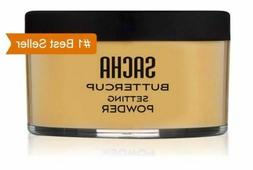 Sacha Buttercup Setting Powder - Finely Milled and Flash-Fri