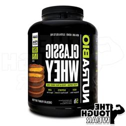 NUTRABIO CLASSIC WHEY PROTEIN 5Lbs-CHOCOLATE PEANUT BUTTER-1