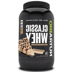 Nutrabio Classic Whey Protein - Chocolate Peanut Butter Blis