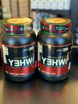 Optimum Nutrition Gold Standard 100% Whey Protein Isolate 2l