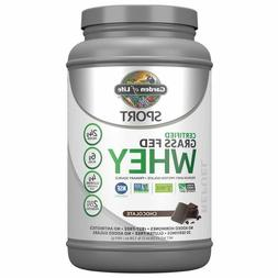 Garden of Life Grass-Fed Certified Whey Protein 20 Servings