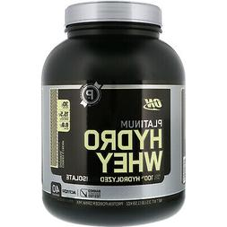 Hydrowhey 3.5 lbs  Cookies & Cream Overdrive Protein Supplem