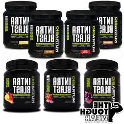 NUTRABIO INTRA BLAST 30servings - 7 FLAVORS - INTRA WORKOUT