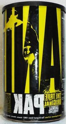 Universal Nutrition Animal Training Packs True Original Supp