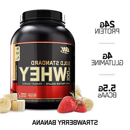 gold 100 whey