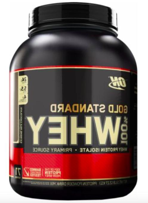 Optimum Nutrition Gold Standard 100% Whey Protein Isolate 24