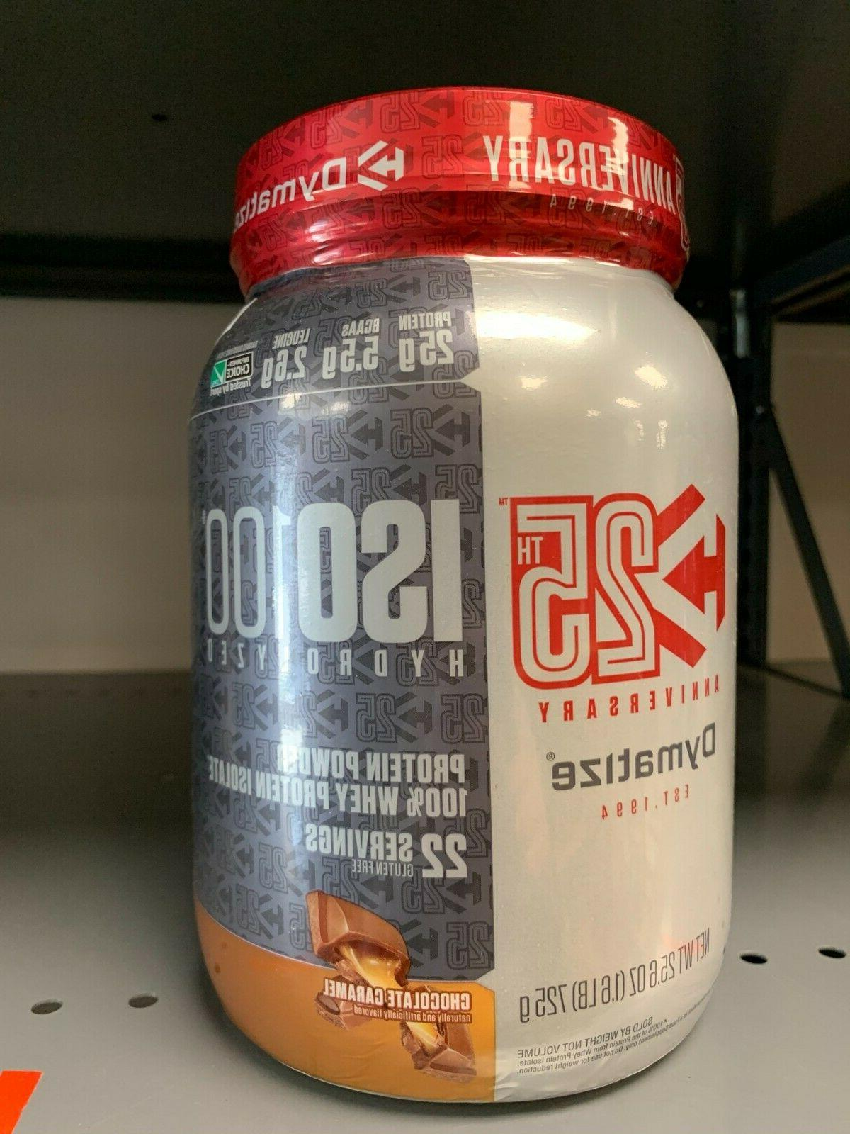Dymatize Whey Isolate Pick Flavor