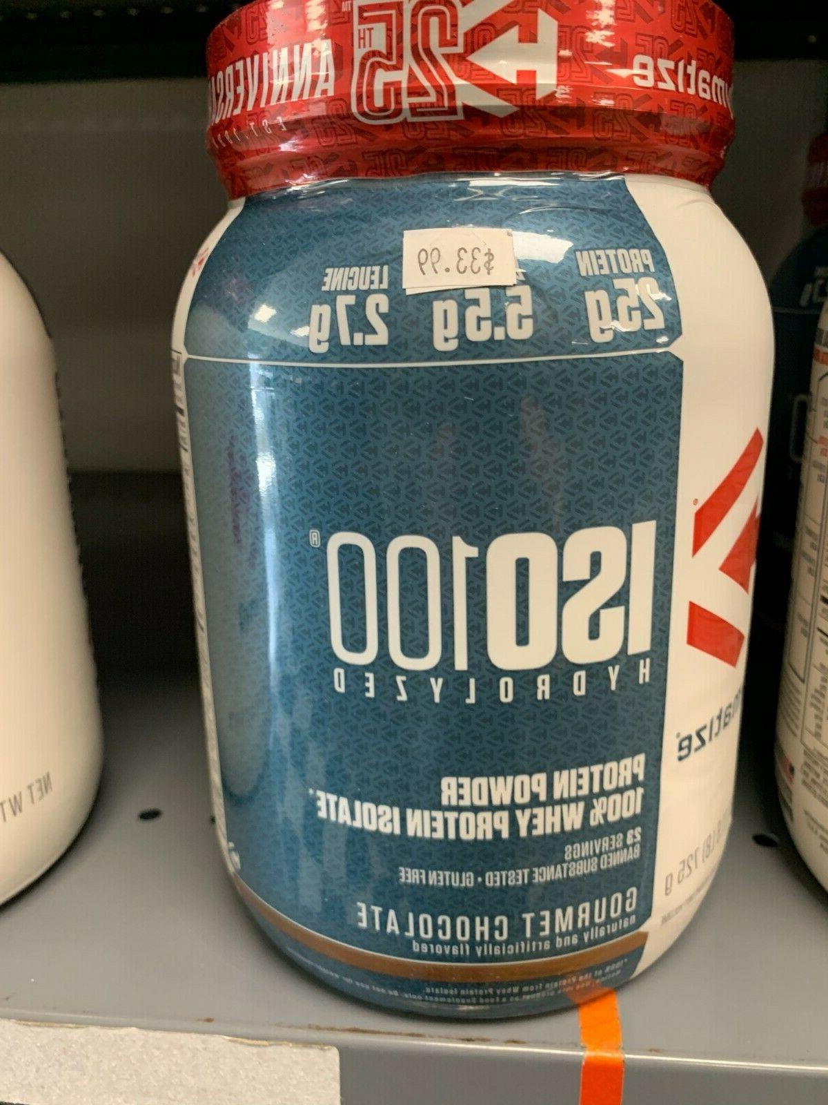 Dymatize ISO 100 Whey Protein