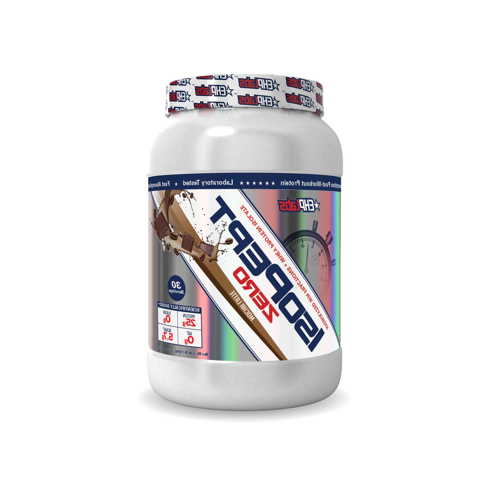 EHP Whey Protein ISOLATE, Pounds Mocha 75
