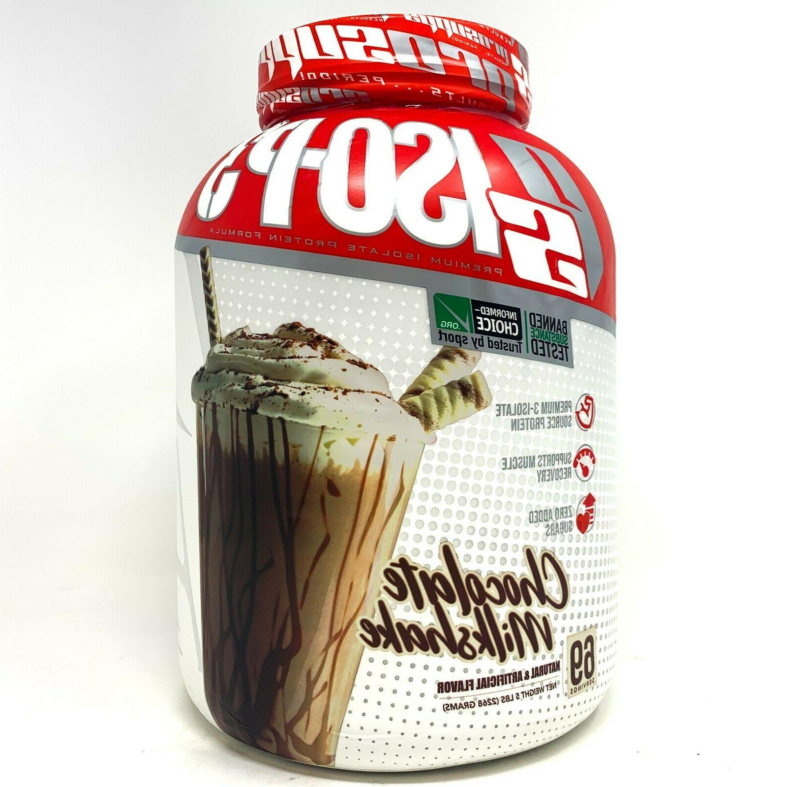 ps iso p3 5lb whey protein isolate