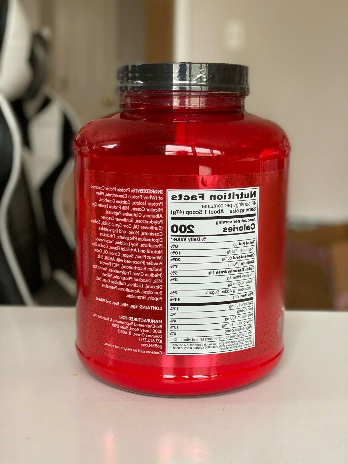 BSN SYNTHA-6 Whey and Servings
