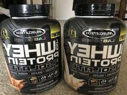 MuscleTech Lab Series Whey Protein Isolate