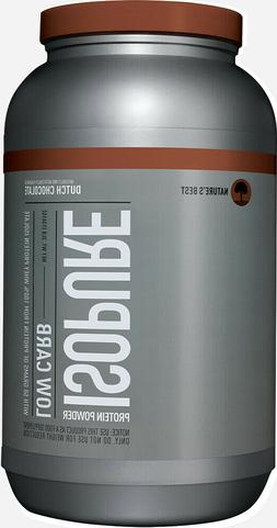 Isopure Low Carb Protein Powder, 100% Whey Protein Isolate D