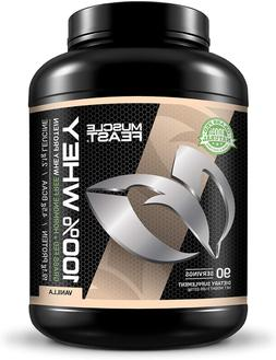 Muscle Feast 100% Whey Protein Blend, Grass Fed  Hormone Fre