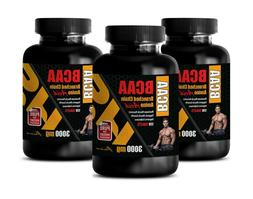 muscle feast - BCAA 3000MG - weight loss and energy pills fo