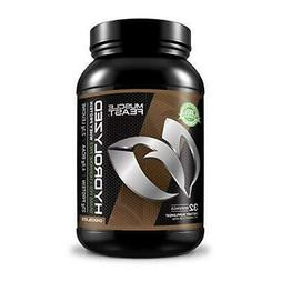 MUSCLE FEAST Grass Fed Hydrolyzed Whey Protein, All Natural,