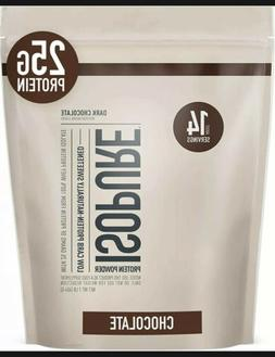 Isopure Naturally Flavored Keto Friendly Protein Powder 100%