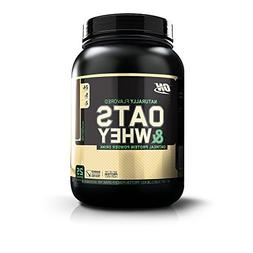 Optimum Nutrition 100% Natural Oats and Whey Milk Chocolate,