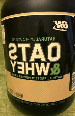 ON - OPTIMUM NUTRITION - OATS an WHEY Protein Powder, Natura