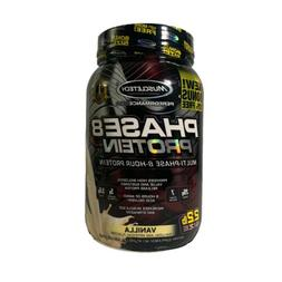 MuscleTech Phase8 Protein Powder Sustained Release VANILLA P