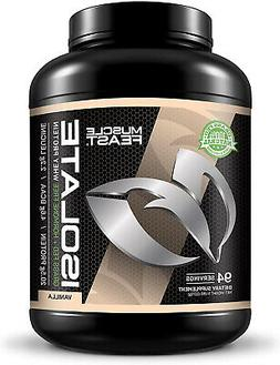 Premium Grass Fed Whey Protein Isolate, All Natural, Hormone