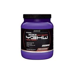 Ultimate Nutrition Prostar 100% Whey Protein Isolate Powder,