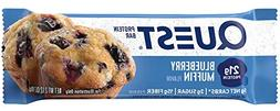 Quest Nutrition Quest Protein Bar, Blueberry Muffin, 12 - 2.