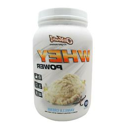 research oh yeah whey protein powder 2