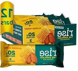 rise whey protein bars healthy breakfast