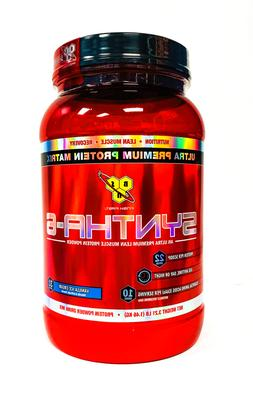 BSN Syntha-6 Premium Protein 3.21 lbs Whey Protein Isolate B
