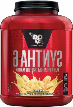 BSN Syntha-6 Sustained Release Protein 5 POUNDS - 22G PROTEI