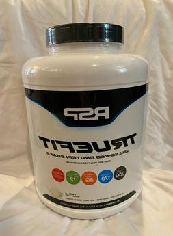 RSP Nutrition TrueFit Grass-Fed Whey Protein Shake 4 lbs