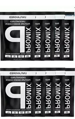 ProMix Nutrition Unflavored Casein-10 Servings-Results  Reco
