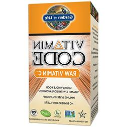 Garden of Life Vitamin C - Vitamin Code Raw C Vitamin Whole
