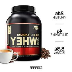 Optimum Nutrition 100% Whey Coffee 5 lb