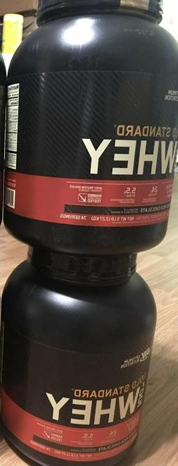 WHEY PROTEIN 10lbs - Double Rich Chocolate