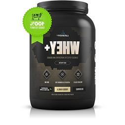 Legion Whey+ Vanilla Whey Isolate Protein Powder from Grass