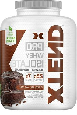 Scivation Xtend Pro 100% Whey Protein Isolate Powder with 7g